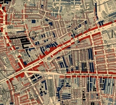 Charles Booth Map The Charles Booth maps: a quick overview – Mapping Urban Form and
