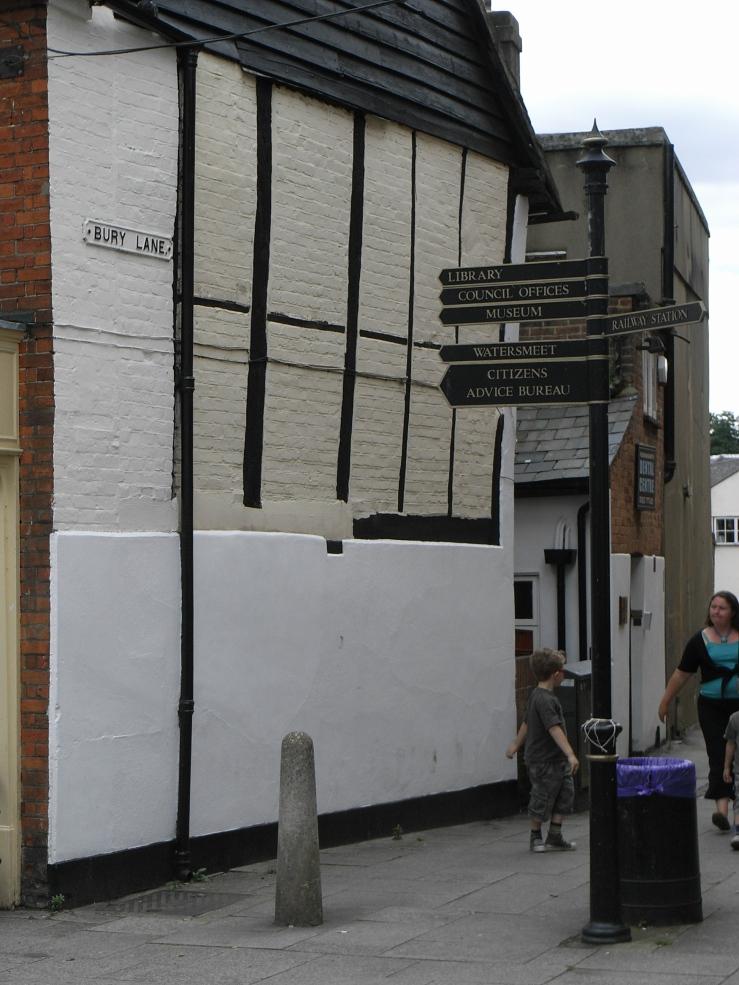 Rickmansworth, 2008