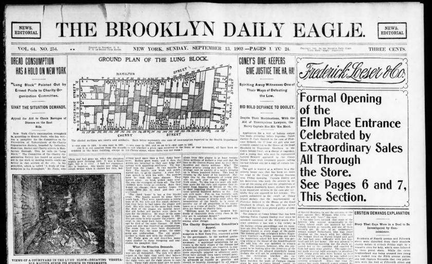 Brooklyn Daily Eagle